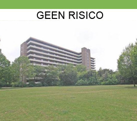 Geen risico